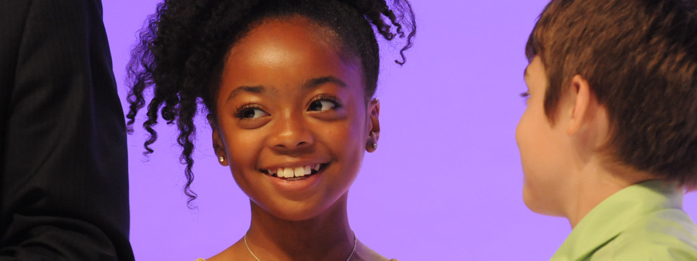 "Skai Jackson, from Disney's ""Jessie"", crowned Queen of Lip Sync at Premiere"